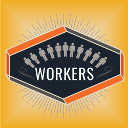 A union is a group of workers who have joined together to promote their common interests.
