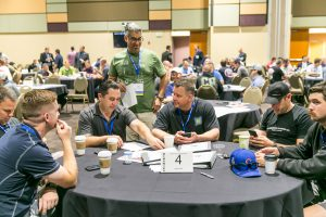 Washington's Union Firefighters Practice Democracy in Action at Annual Convention