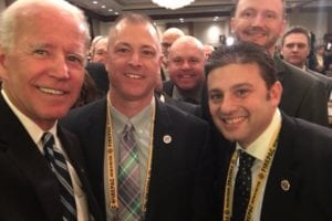 IAFF Legislative Conference Features Joe Biden Speech