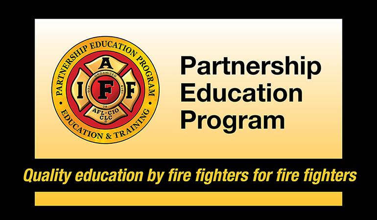 IAFF 7th District Partnership Education Program (PEP