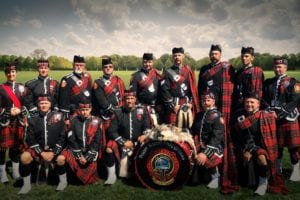 Pipes, Kilts & Fire Fighters