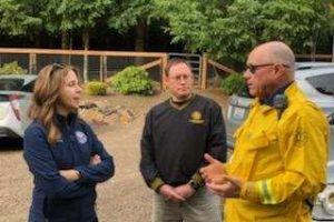 IAFF Trains Washington Fire Fighters to Face Emerging Threat