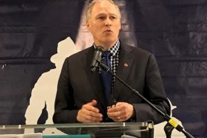 WSCFF Endorses Governor Jay Inslee for Re-election